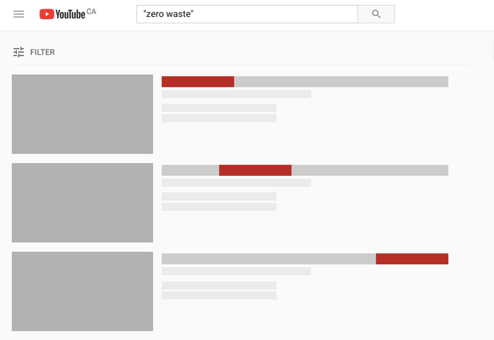 YouTube Title - Keyword Placement